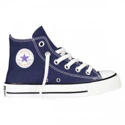 Sneakers Converse All Star Hi Canvas Junior bleu