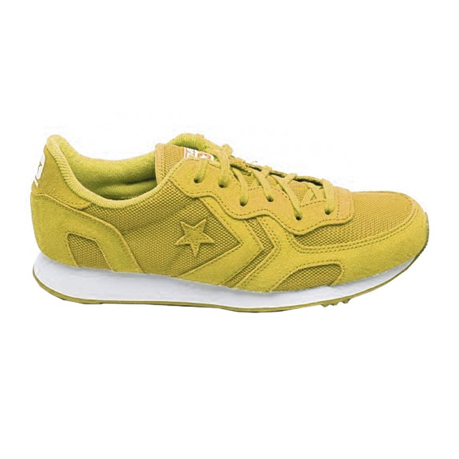 Sneakers Converse Auckland Racer OX giallo CONVERSE Scarpe sportive