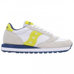 Sneakers Saucony Jazz Original Hombre blanco-amarillo