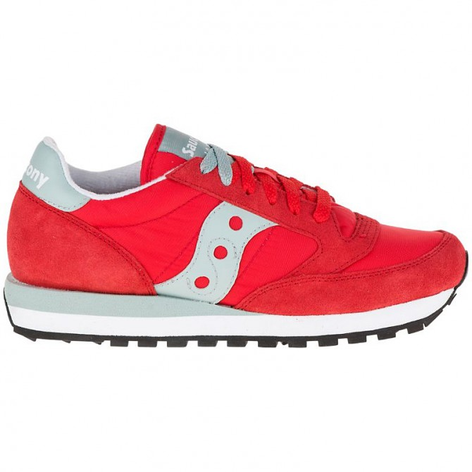Sneakers Saucony Jazz Original Donna rosso