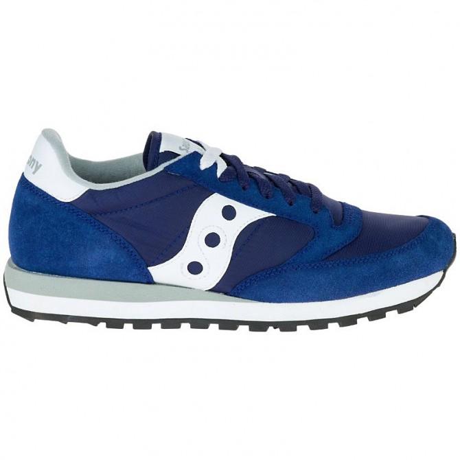 Sneakers Saucony Jazz Original Man blue