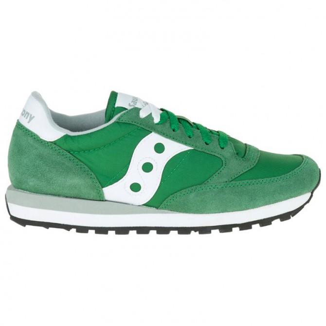 Sneakers Saucony Jazz Original Man green