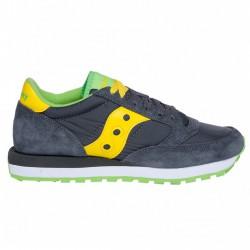 Sneakers Saucony Jazz Original Hombre gris-amarillo