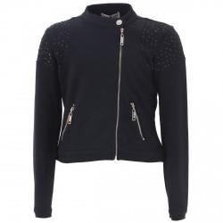 Sweatshirt Twin-Set Girl black