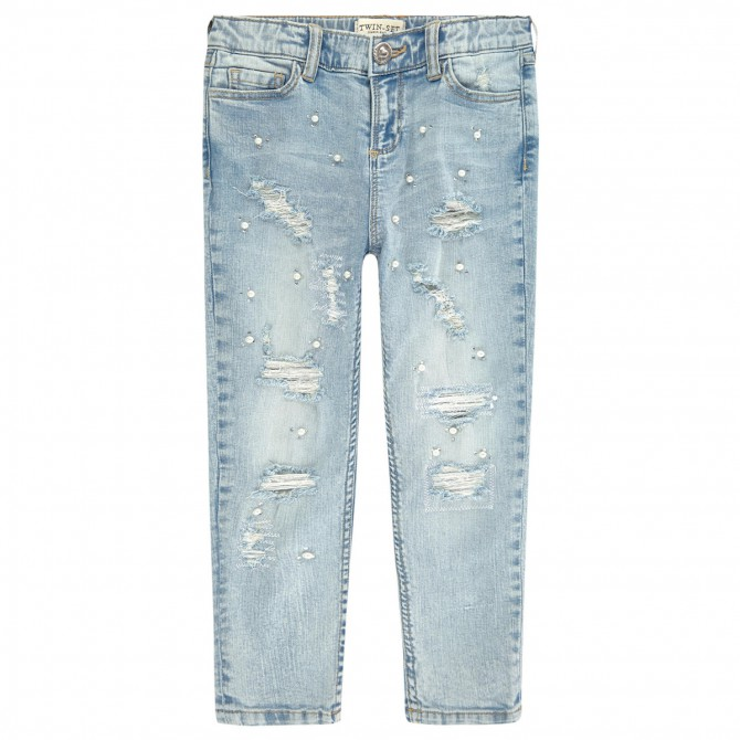 Jeans Twin-Set Girl