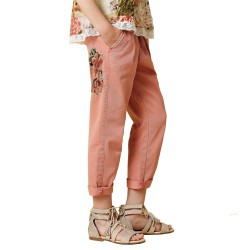 Pantalon jeans Twin-Set Fille