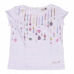 T-shirt Twin-Set Niña con pedrería
