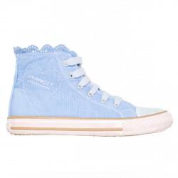 Sneakers Twin-Set Girl light blue (28-34)
