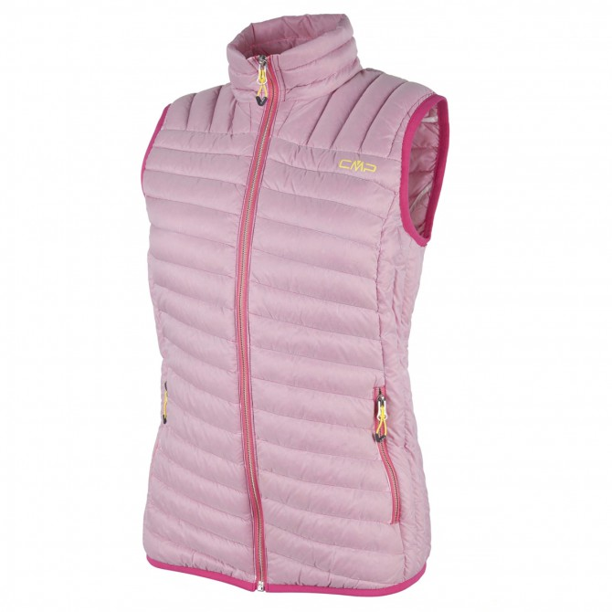 Chaleco Cmp Mujer rosa