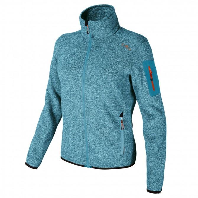 Sweater Cmp Woman light blue