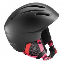 casque ski Rossignol Rh2 Flower noir