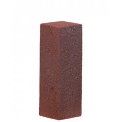 Piedra Swix de goma dura rojo