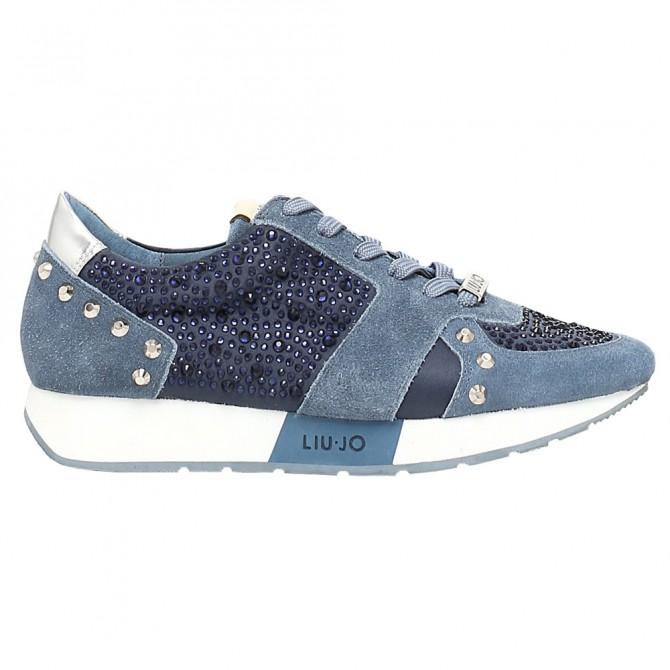 Sneakers Liu-Jo Aura Femme bleu