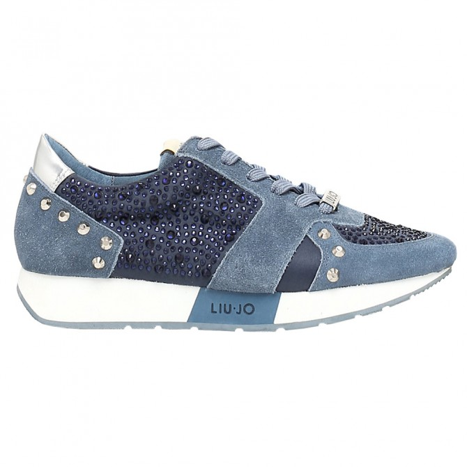 Sneakers Liu-Jo Aura Woman blue