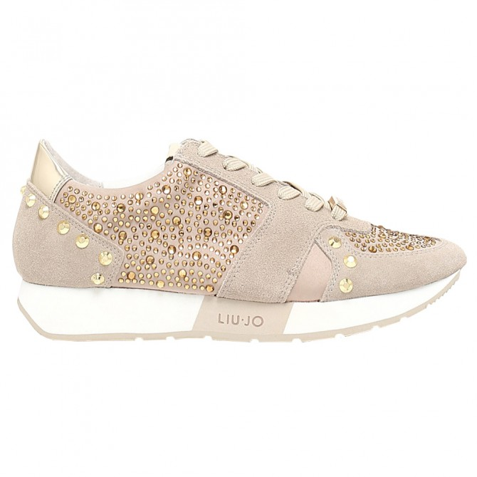 Sneakers Liu-Jo Aura Mujer beige