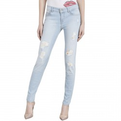 Jeans Liu-Jo Bottom Up Divine Regular Waist Mujer
