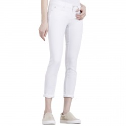 Jeans Liu-Jo Bottom Up Fabulous Low Waist Femme blanc