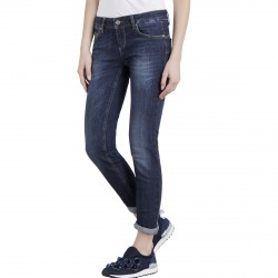 Jeans Liu-Jo Bottom Up Fabulous Low Waist Woman blue