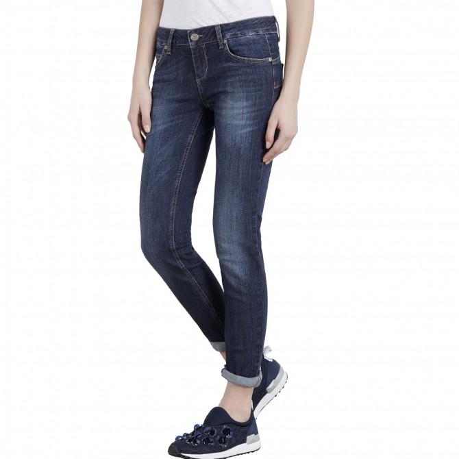 Jeans Liu-Jo Bottom Up Fabulous Low Waist Femme bleu