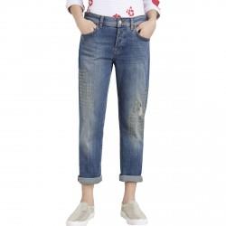 Jeans Liu-Jo Boy Prestige Regular Waist Woman