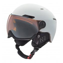 casque ski Carrera Karma + visière