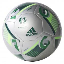 Pallone Adidas Euro 16 Glider grigio