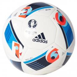 Pallone Adidas Euro 16 sala 5x5 bianco-azzurro