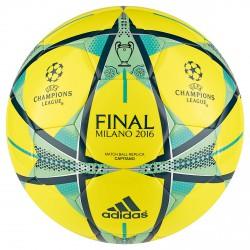 Ballon Adidas Finale Milano Capitano jaune