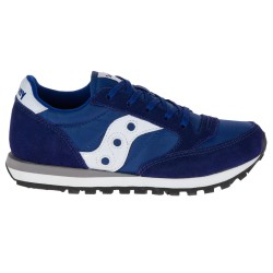 Sneakers Saucony Jazz O' Junior blu
