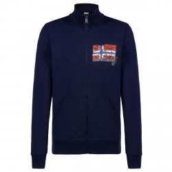 Sweatshirt Napapijri Bight Man blue