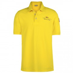 Polo Napapijri Elbas Man yellow
