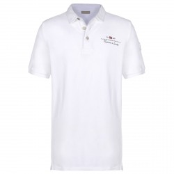 Polo Napapijri Elbas Man white