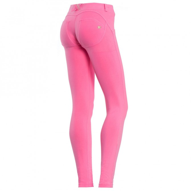 Pantalone wrup Freddy rosa fluo