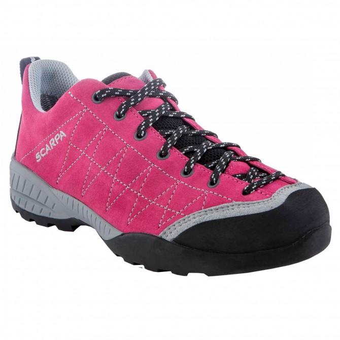 Chaussures Scarpa Zen Girl fuchsia