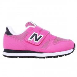 Sneakers New Balance Classic 373 Girl fuchsia-navy