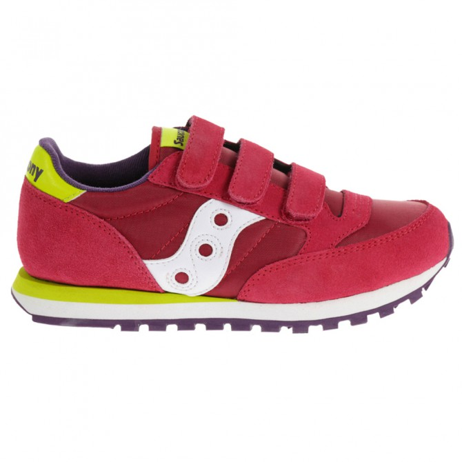Scarpe Saucony Jazz Triple HL corallo Girl