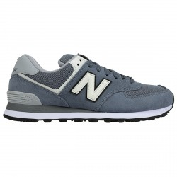 Sneakers New Balance 574 Homme bleu clair