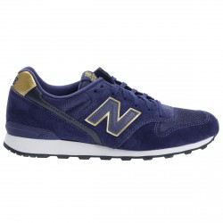 Sneakers New Balance 996 Femme bleu-or