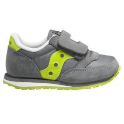 Sneakers Saucony Jazz HL Baby gris-verde