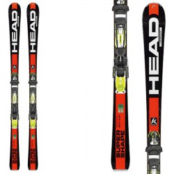 Ski Head iSupershape Rally + fixations Prx 12 S Br 85