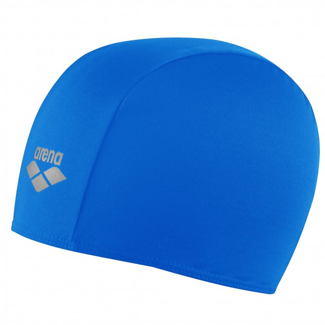 Gorro de natación Arena Polyester Junior royal