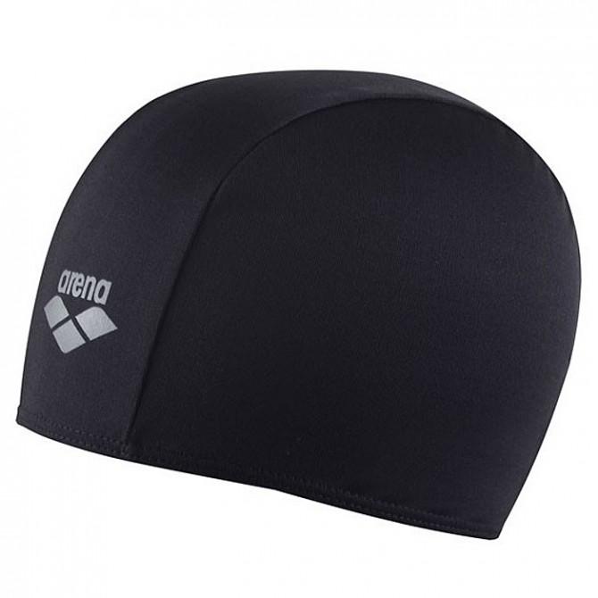 Bonnet de bain Arena Polyester Junior noir