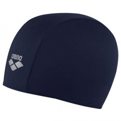 Swim cap Arena Polyester Junior blue