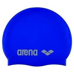 Swim cap Arena Classic Silicone Junior royal