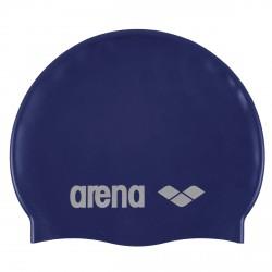 Cuffia piscina Arena Classic Silicone Junior blu