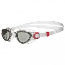 Occhialini piscina Arena Cruiser Soft trasparente-rosso