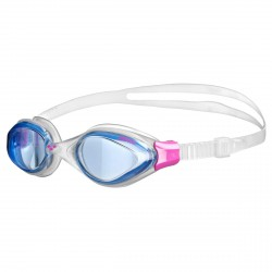 Swimming goggles cap Arena Fluid light blue