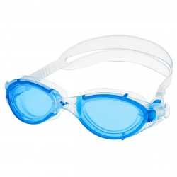 Swimming goggles cap Arena Nimesis royal