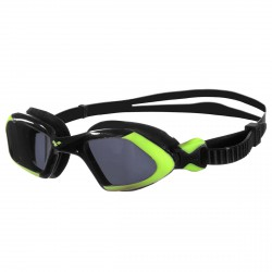 Swimming goggles cap Arena Viper black-green