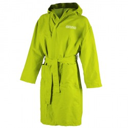 Peignoir de bain Arena Zeal Junior lime